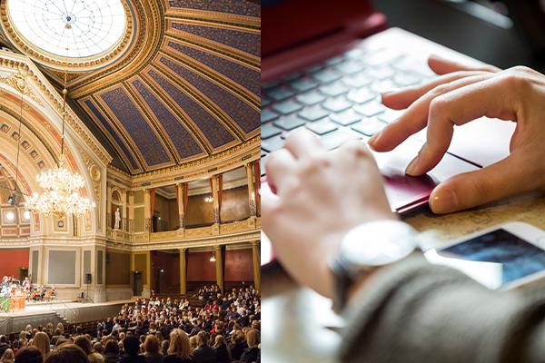 Ett Annorlunda Valkomnande Av Nya Studenter Nyhet Uppsala Universitet